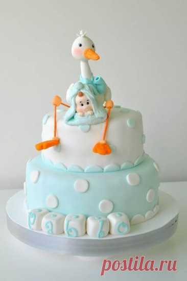 Торт на детский день рождения: 30 идей оформления и декора