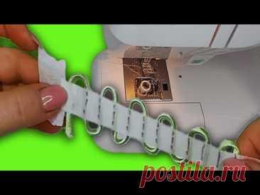 Бесценный швейный трюк. Понравится всем, кто хочет научиться шить аккуратно (подборка № 24)