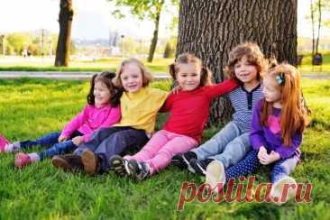 Подвижные игры для детей на улице летом ✅ Блог IQsha.ru