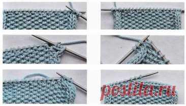 Начинающим вязальщицам и опытным мастерицам будет полезен этот подробный мастер-класс «Обработка прямых краев детали полым шнуром».  Для того, чтобы связанная спицами вещь выглядела эффектно и завершенно, предлагаем один из способов отделки как вертикальных, так и горизонтальных краев деталей. Это могут быть боковые края полочек или края пончо, а также края шарфа или палантина, или просто свободные края любых других вязанных спицами изделий. Показать полностью...