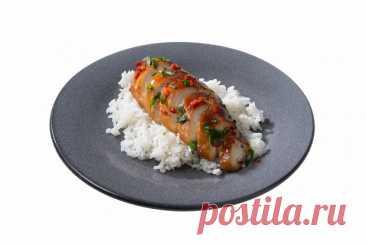 Куриные грудки, маринованные в соевом соусе с чесноком и имбирем, пошаговый рецепт с фотографиями  – паназиатская кухня: основные блюда. «Еда»
