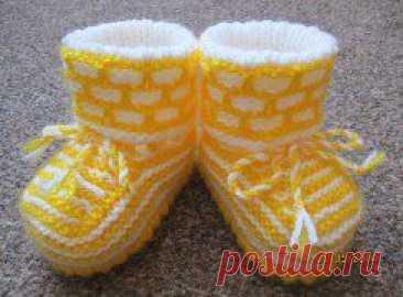 We knit - we will tie – ღஐღ Oksana Wall (Nekrasova) ღஐღ added 2 photos to the Bootee album