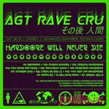AGT Rave Cru - Advanced Ganymede Technologies UK/USA DOWNLOAD