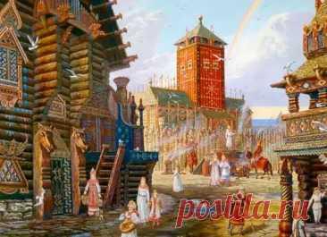 Четыре великих славянских праздника Солнца на Руси - Друзья - медиаплатформа МирТесен