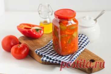 Лечо из помидор пальчики оближешь рецепт с фото пошагово и видео