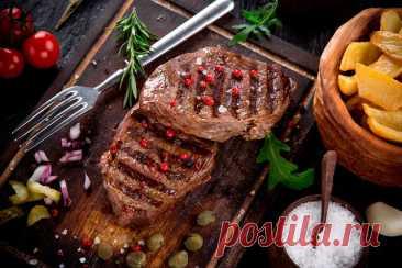 Блюда из мяса: Топ 5 очень вкусных рецептов | Вкусно-ешка | Пульс Mail.ru