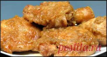 (3) Вкуснейшая курица по - еврейски - весь секрет в соде! - Ваши любимые рецепты - медиаплатформа МирТесен