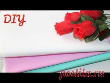 Милые и маленькие цветы из фоамирана./Мастер класс