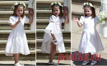 Платье для девочки на возраст от 1 года до 14 лет  выкройки