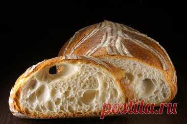Подовый вариант Клайтоновского хлеба.