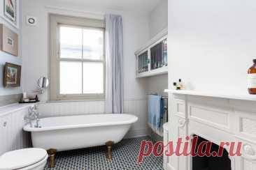 Croxted Road - Dulwich - Скандинавский - Ванная комната - Лондон - от эксперта Chris Snook   Houzz Россия