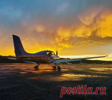 Фото SXL Cirrus SR-22 (N67TZ) - FlightAware