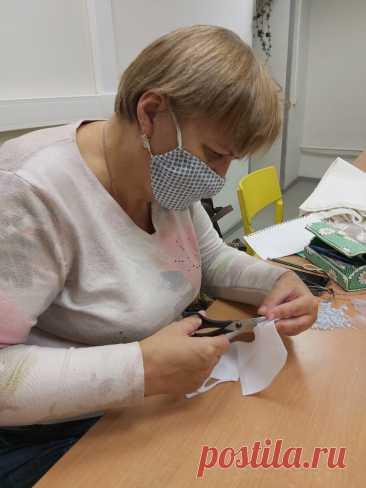 Мастер-класс по пошиву елочной игрушки в Уютке | ВЕРА БУРОВА, канал про вышивку | Яндекс Дзен
