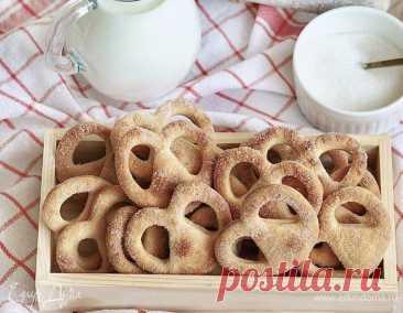 Печенье на желтках, пошаговый рецепт на 1666 ккал, фото, ингредиенты - Екатерина