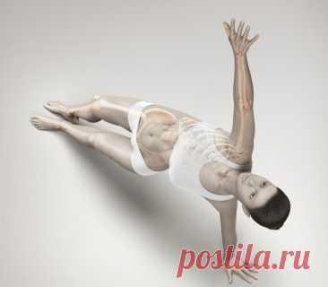 Золотые упражнения для здоровья: ТОП-3
