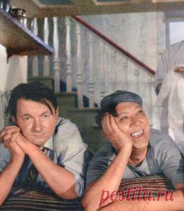 10 пар советских актеров, которые часто снимались вместе