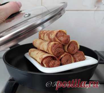 Вафли к чаю на сковороде: пригодится тем, у кого нет вафельницы   Просто с Марией   Пульс Mail.ru