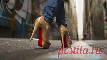 Как без боли носить высокие каблуки - Образованная Сова