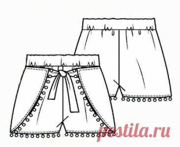 -----Женские шорты, р. 34-54 евро-----