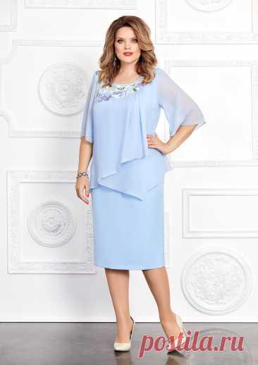 Платье Mira Fashion 4662 купить с доставкой по России | Интернет-магазин BelaRosso-shop.ru