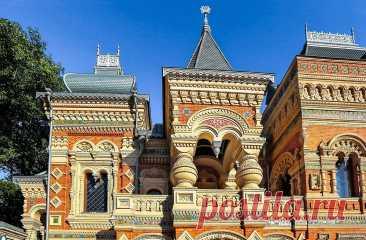 Самые «сказочные» дома старой Москвы (ФОТО) | Russia Beyond | Яндекс Дзен