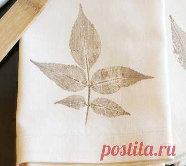 Что сделать из осенних листьев: 10 идей красивых и необычных поделок с инструкциями — Мастер-классы на BurdaStyle.ru