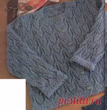 10 осенних моделей - жакеты, пуловеры и безрукавки, связанные спицами (со схемами) | Sana Lace Knit | Яндекс Дзен
