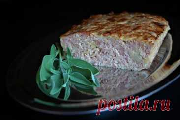 Генуэзская запеканка из белого мяса — ЖЖ