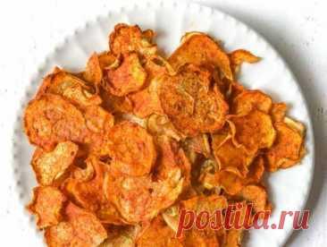 Домашние чипсы из овощей: 5 необычных рецептов | Статьи (Огород.ru)