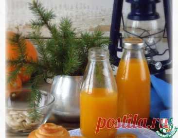 Тыквенный сок – кулинарный рецепт