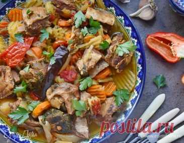 Как приготовить Хашлама в мультиварке Пошаговый рецепт с ингредиентами и фото