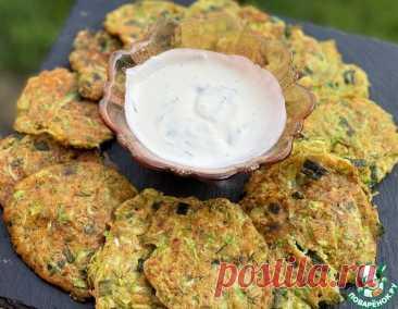 Кабачковые оладьи с картофелем – кулинарный рецепт