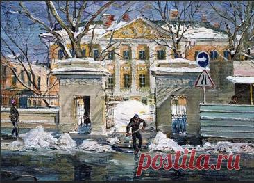 Старая Москва на картинах русских художников – 198 фотографий | ВКонтакте