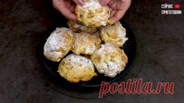 Как приготовить быстрое итальянское печенье из яблок (очень вкусное) | Сейчас Приготовим! | Пульс Mail.ru