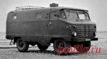 5 секретных грузовиков Советского Союза / Назад в СССР / Back in USSR