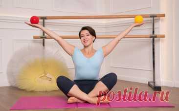 Упражнение для мышц тазового дна . Блог oнлайн-школы осанки, балета и пилатеса iDanceBallet