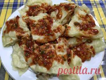 (10) Уйгурская дунганская китайская кухни