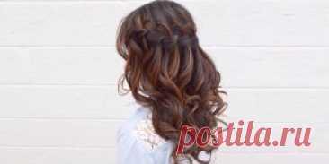 11 стильных и простых причёсок на средние волосы - Лайфхакер