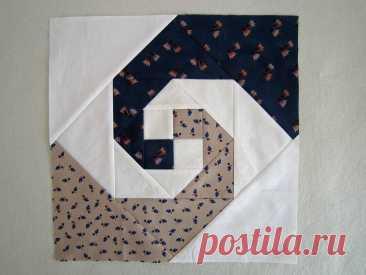 Научилась шить Модный блок. Назовём его - ТОРНАДО) | Творческий дневник Quiltmania | Яндекс Дзен