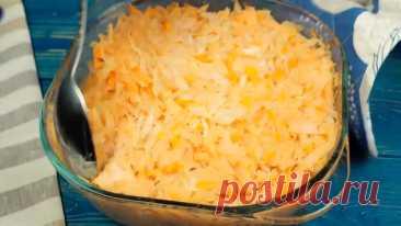 #Гречку и #рис отдельно не варим, 3 #рецепта из духовки без хлопот