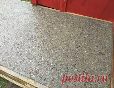 Как шведы делают красивые бетонные дорожки у себя на участке | Дом на Безымянной | Яндекс Дзен