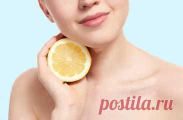 5 основных причин зачем ежедневно протирать лицо лимоном — ДОМАШНИЕ
