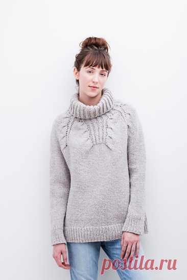 Модное вязание на MSLANAVI_COM