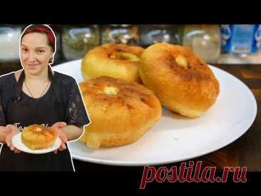 Как приготовить татарские БЕЛЯШИ. ПЕРЕМЯЧИ, цыганка готовит.