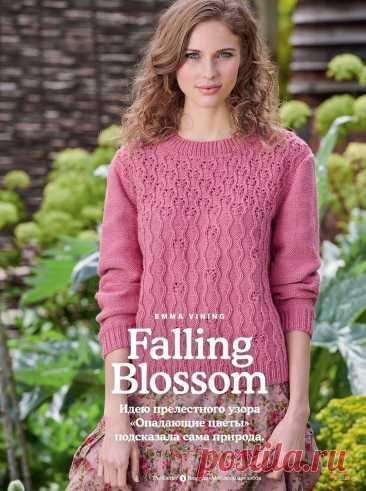Подборка дизайнерских моделей из журнала the Knitter + мастер-класс узора спицами. | Asha. Вязание и дизайн.🌶 | Яндекс Дзен