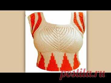 (part-1)बहुत ही आसान तरीके से बनाए लेडीज ब्लाउस : Ladies blouse in easy way