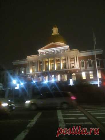 Бостон. США