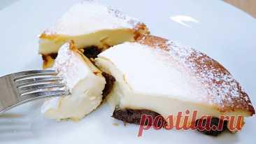 Французский молочный пирог Фар Бретон с черносливом. Нежный как суфле и готовится просто, как заливной пирог | Розовый баклажан | Яндекс Дзен