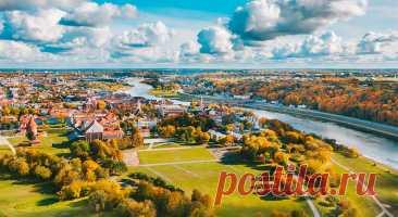Второй по величине город Литвы - Каунас!
