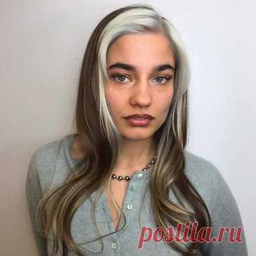 «Зебра» — новый тренд в окрашивании волос: 15 смелых идей   Lifestyle   Селдон Новости